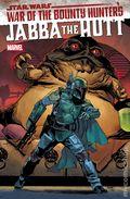 Star Wars War of the Bounty Hunters Jabba the Hutt (2021 Marvel) 1A