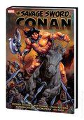 Savage Sword of Conan Omnibus HC (2019 Marvel) The Original Marvel Years 6A-1ST