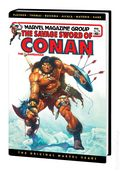 Savage Sword of Conan Omnibus HC (2019 Marvel) The Original Marvel Years 6B-1ST