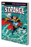 Doctor Strange The Vampiric Verses TPB (2021 Marvel) Epic Collection 1-1ST