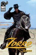 Zorro Flights (2021 American Mythology) 1B