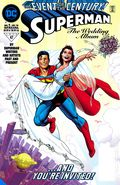 Superman and Lois Lane The Wedding HC (2021 DC) 25th Anniversary Deluxe Edition 1-1ST