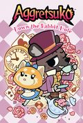 Aggretsuko Down the Rabbit Hole HC (2021 Oni Press) 1-1ST
