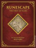 RuneScape The First 20 Years HC (2021 Dark Horse) An Illustrated History 1-1ST