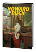 Howard The Duck Omnibus HC (2021 Marvel) By Chip Zdarsky and Joe Quinones 1A-1ST
