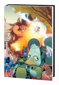 Howard The Duck Omnibus HC (2021 Marvel) By Chip Zdarsky and Joe Quinones 1B-1ST