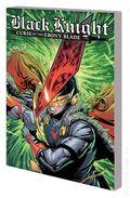 Black Knight Curse of the Ebony Blade TPB (2021 Marvel) 1-1ST