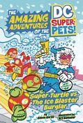 Amazing Adventures of the DC Super Pets! Super-Turtle vs. the Ice Blaster Burglar SC (2021 Capstone) 1-1ST