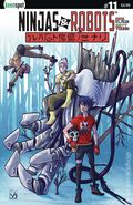 Ninjas and Robots (2020 Keenspot) 11B