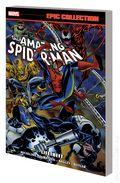 Amazing Spider-Man LifetheftTPB (2021 Marvel) Epic Collection 1-1ST