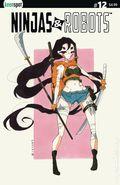 Ninjas and Robots (2020 Keenspot) 12C