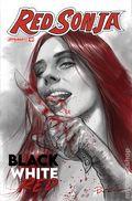 Red Sonja Black White Red (2021 Dynamite) 4A