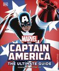 Captain America The Ultimate Guide HC (2022 DK) 1-1ST