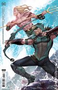 Aquaman Green Arrow Deep Target (2021 DC) 1B