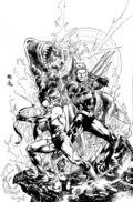 Aquaman Green Arrow Deep Target (2021 DC) 1C