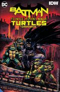 Batman/Teenage Mutant Ninja Turtles Omnibus HC (2021 DC/IDW) 1-1ST
