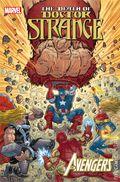 Death of Doctor Strange Avengers (2021 Marvel) 1A