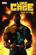 Luke Cage City on Fire (2021 Marvel) 1A