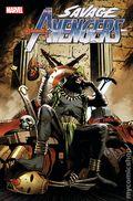 Savage Avengers (2019 Marvel) 25A