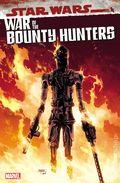 Star Wars War of the Bounty Hunters Ig-88 (2021 Marvel) 1A