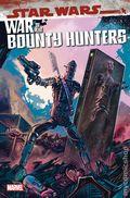 Star Wars War of the Bounty Hunters Ig-88 (2021 Marvel) 1C