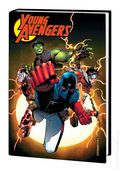 Young Avengers Omnibus HC (2022 Marvel) By Allan Heinberg and Jim Cheung 1A-1ST