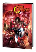 Young Avengers Omnibus HC (2022 Marvel) By Allan Heinberg and Jim Cheung 1B-1ST
