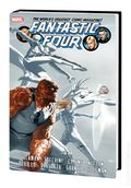 Fantastic Four Omnibus HC (2021 Marvel) By Jonathan Hickman 2nd Edition 2A-1ST