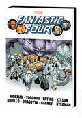 Fantastic Four Omnibus HC (2021 Marvel) By Jonathan Hickman 2nd Edition 2B-1ST