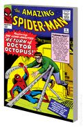 Mighty Marvel Masterworks The Amazing Spider-Man TPB (2021 Marvel) 2B-1ST