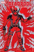 Deadpool Black White and Blood (2021 Marvel) 4B