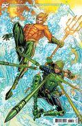 Aquaman Green Arrow Deep Target (2021 DC) 3B