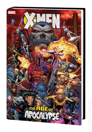 X-Men Age of Apocalypse Omnibus HC 2nd Edition #1-1ST