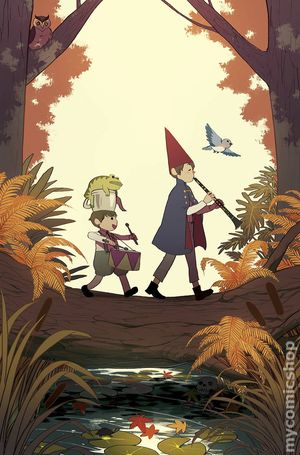 Over The Garden Wall 2016 Boom Comic Books