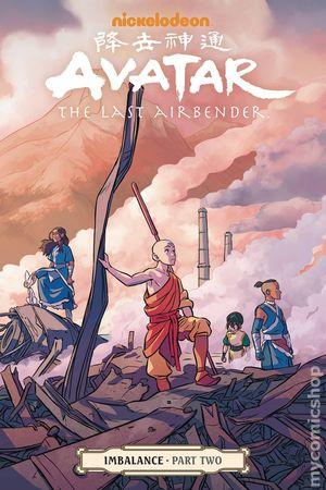 Comic Books In Avatar The Last Airbender Gn Dark Horse
