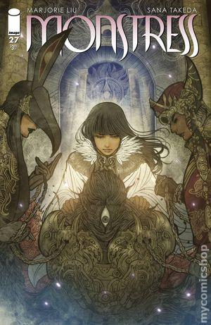 Monstress #16 Sana Takeda variant VF+//NM 1st print