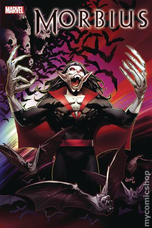 Morbius #2A Brown Variant VF 2020 Stock Image