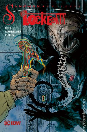 Locke /& Key Alpha #1 Third Eye Comics Variant